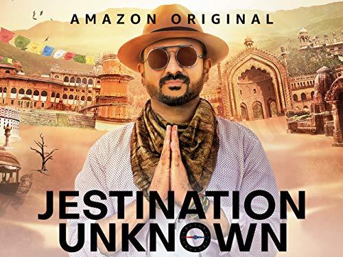 Jestination Unknown - Season 1