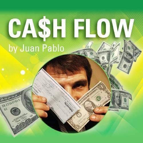 SOLOMAGIA Cash Flow by Juan Pablo and Bazar De Magia - Magic with Coins - Trucos Magia y la Magia