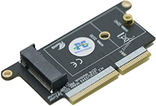 Sintech M.2 NVMe 2230/2242 SSD Card for Upgrade MacBook PRO A1708 Non-Touch Bar Models(Late 2016-Mid 2017 Year)