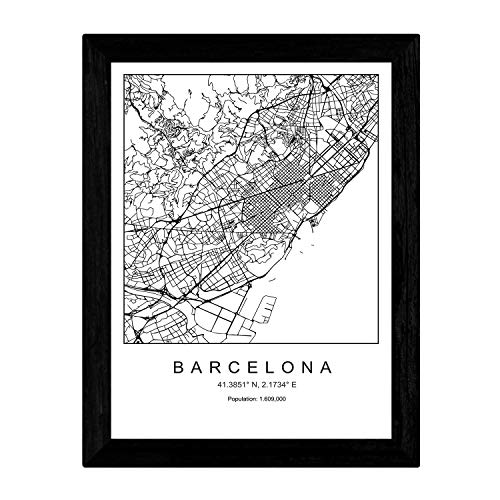 Barcelona Posters