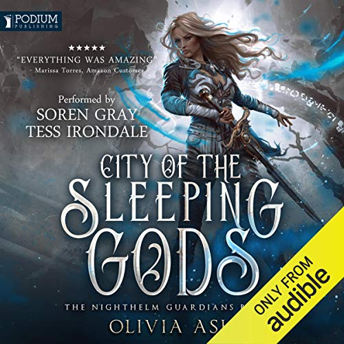 City of the Sleeping Gods cover art