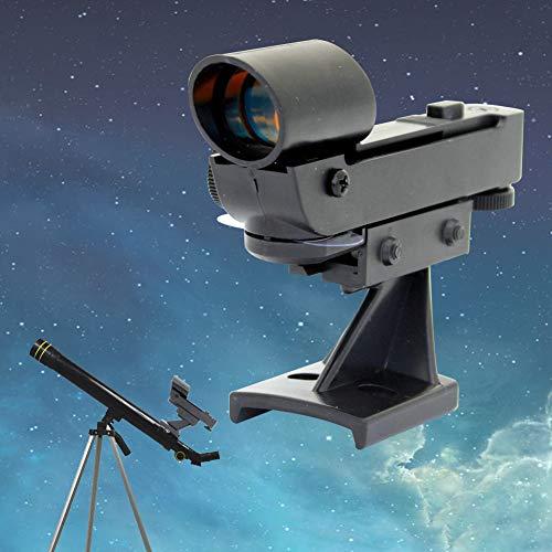 CLIUS Suchfernrohr Präzises Sehfernrohr Professionelle Rotpunkt-Sichtung Zielen Leichte Astronomie Bedienung Höhenverstellbar Praktisch