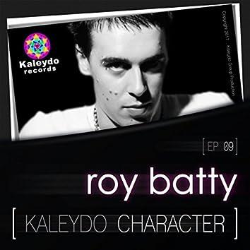 Kaleydo Character: Roy Batty EP 9