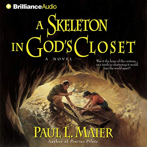 A Skeleton in God's Closet Titelbild