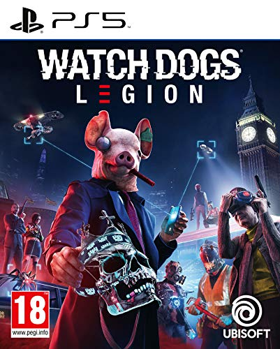 Watch Dogs Legion PS5 -