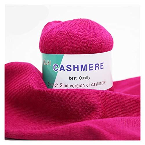 300 g / lote Hilo suave suave de la lana de la compañera de hilo liso para el suéter de hilo de tejer a mano bufandas de bricolaje baby wool hilos de lana de tejer chunky hilado de ganchillo de lana