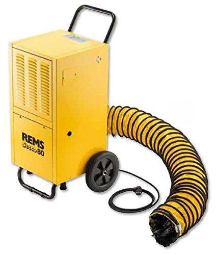 REMS Secco 80 Nr. 132010 Trockner 80l/24h Luftentfeuchter Trockner Entfeuchter