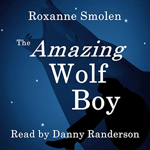 The Amazing Wolf Boy cover art