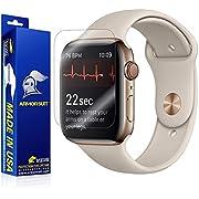 ArmorSuit Displayschutzfolie für Apple Watch Serie 4 (44 mm), Full Body Skin, MilitaryShield Full Skin und Displayschutz, kompatibel mit Apple Watch Serie 4 (44 mm) – klar