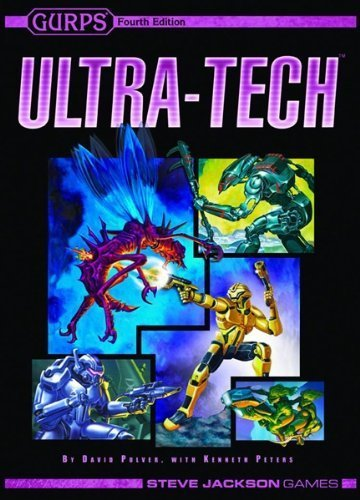 Gurps Ultra-Tech Softcover