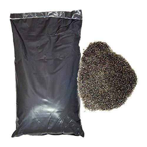 Lordsworld - Loppa - 25 Kilogrammes 0,2-0,8Mm Polen sable Abrasifs pour Sablage - Abrasif sable pour décaper - Cuivre - Scories Polen-02-08