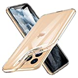 Case Buddy iPhone 11 Pro Case, Crystal Clear Slim Soft