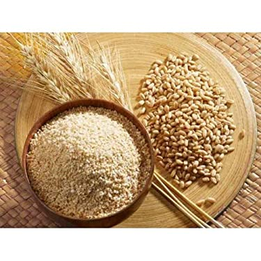 Jivabhumi Organic Wheat Daliya Broken Wheat 1 Kg