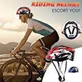 QuHeDi Adult Bicycle Helmet, Cycle Helmet for Adults Men/Women, Removable Multi-Sport Cycling Caps for Kids,...