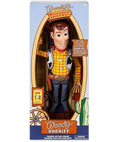 Disney Toy Story 16' Talking Woody Doll