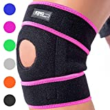 Patella Stabilizing Knee Brace for Women, Men, Meniscus Tear, Arthritis Pain and Support, Acl,...
