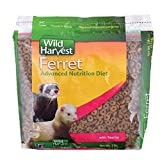 Wild Harvest Advanced Nutrition Diet For Ferrets, 3-Pound