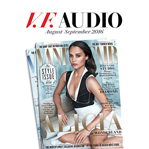 Vanity Fair: August–September 2016 Issue audiobook cover art