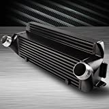 Bolt On Front Mount Performance Intercooler Kit Replacement For BMW 1 Series F20 116i / 2 Series F22 F23 / 3 Series F30 F31 / 4 Series F32 F33 Black