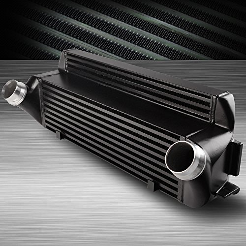 Bolt On Front Mount Performance Intercooler Kit For BMW 1 Series F20 116i / 2 Series F22 F23 / 3 Series F30 F31 / 4 Series F32 F33 Black