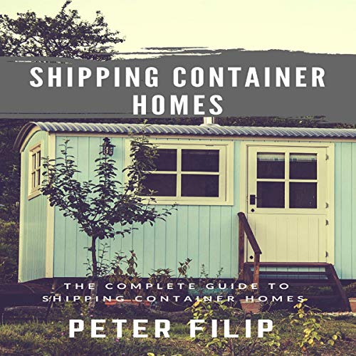 Shipping Container Homes  By  cover art
