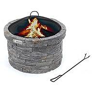 Stunning Stone Garden Patio Heater