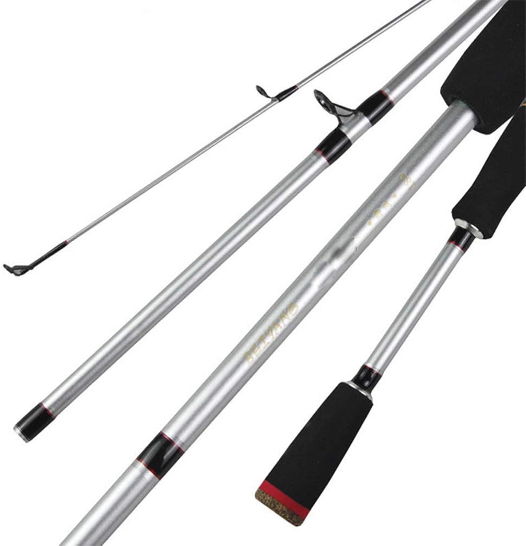 Outdoor Sea Fishing Rod, Straight Shank Super Light Fresh Water Fishing Rod
