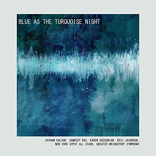 Blue As The Turquoise Night