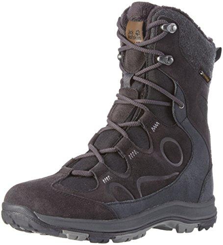 Jack Wolfskin Thunder Bay Texapore High W, Chaussures de Randonnée Hautes Femme, Gris (Phantom 6350), 36 EU