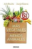 Más vegetales, menos animales: Una alimentación más saludable y sostenible (CAMPAÑAS)