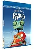 Rango - Combo Blu-ray + DVD + copie digitale (Oscar 2012 du Meilleur Film...