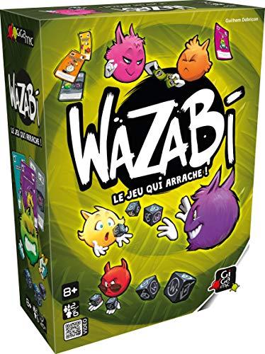 Wasabi - Jeu de société Gigamic