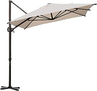 hampton bay 11 ft offset umbrella instructions