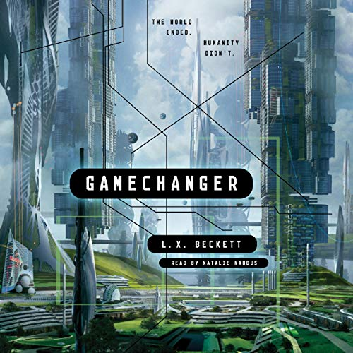 Gamechanger cover art