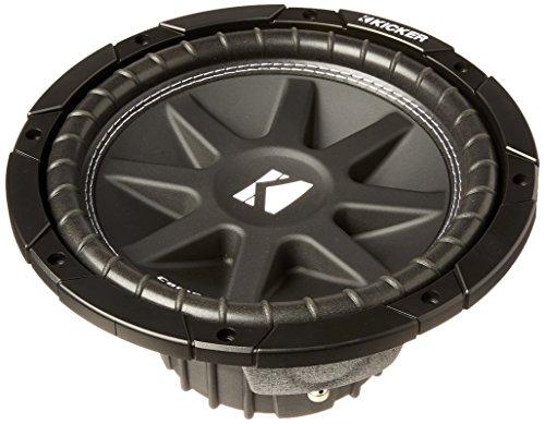"Kicker 43C104 Comp 10"" 300 Watt SVC 4-ohm Car Audio Subwoofer..."