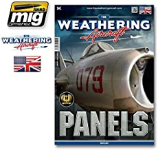 Ammo of Mig Jimenez TWA Weathering Magazine Aircraft Issue 1 Panels ENGLISH 5201 by Ammo of Mig Jimenez