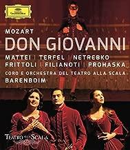 Terfel / Netrebko / Barenboim: Mozart: Don Giovanni