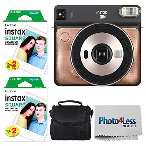 Fujifilm instax Square SQ6 Instant Film Camera...
