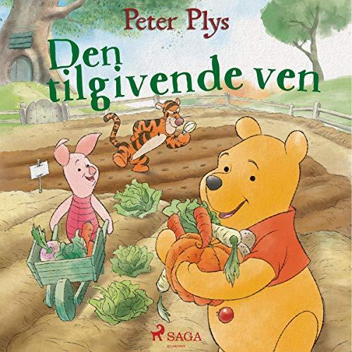 Peter Plys audiobook cover art