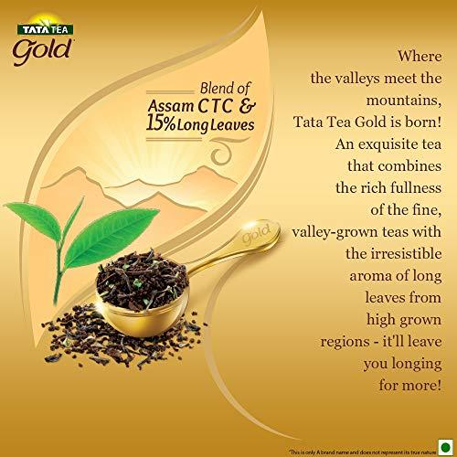 Tata Tea Gold, 1kg 3