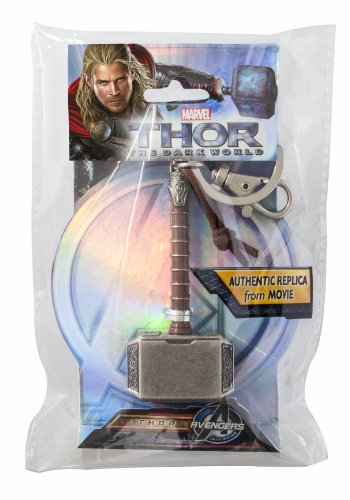 Monogram Marvel Llavero Martillo Thor, multicolor (67868) , color/modelo surtido