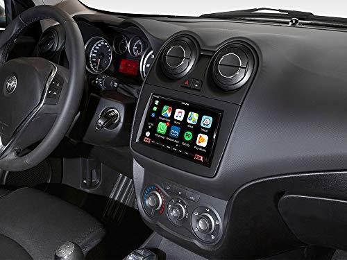 iLX-702-MiTo Sistema Audio Video da 7' dedicato a Alfa Romeo Mito compatibile con Apple CarPlay e Android Aut