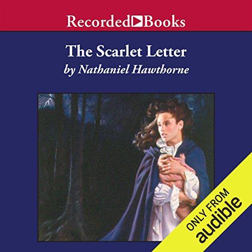 The Scarlet Letter audiobook cover art