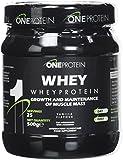 Whey integratore alimentare a base di proteine del siero del latte concentrate mediante ultrafiltrazione gusto Vaniglia 500 g