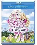 Barbie & Her Sisters in a Pony Tale (Blu+Uv) [Blu-ray]