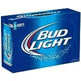 Bud Light 12oz (355mL can) - 24 Pack