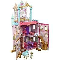 KidKraft Disney Princess Dance & Dream Wooden Dollhouse