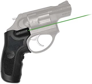 Crimson Trace LG-415 Lasergrips Laser Sight for Ruger LCR and LCRx Revolvers, Red and Green Laser Sight