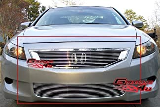 Compatible with 08-10 Honda Accord Coupe Billet Grille Combo H67794A