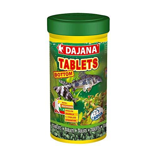 Bottom Dajana tablettes-spéciale en comprimés nourriture pour poissons de fond 100ml